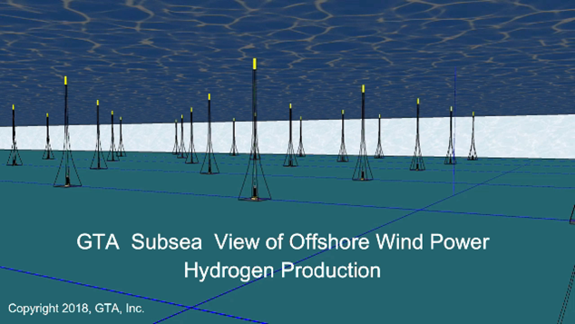 07-Subsea View of Offshore Wind Power Hydrogen Production